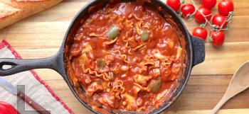 Casserole de Lasagne végane
