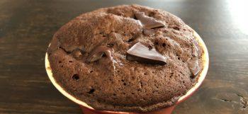 gateau mug cake au chocolat