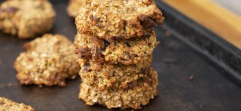 Biscuits santé à l'avoine