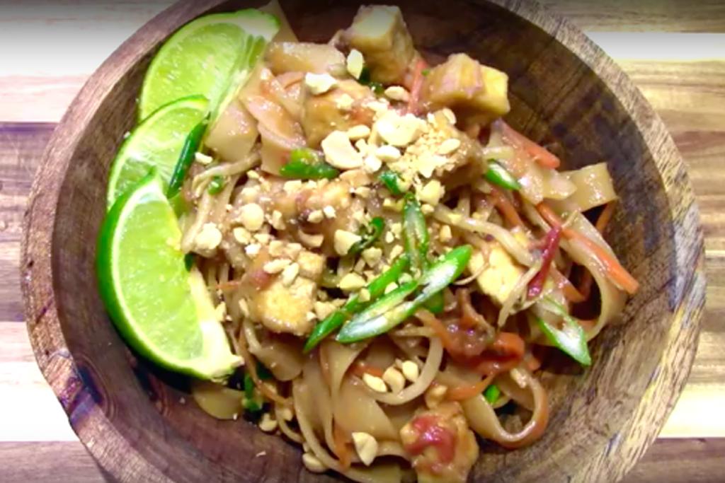 Pad thai vegan la cuisine de jean philippe - La cuisine de philippe menu ...