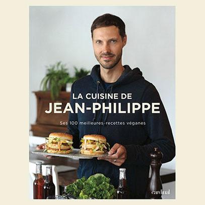 Livre de cuisine v gane de jean philippe la cuisine de for La cuisine de philippe menu