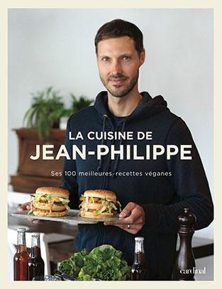 livre de cuisine v gane de jean philippe la cuisine de jean philippe. Black Bedroom Furniture Sets. Home Design Ideas